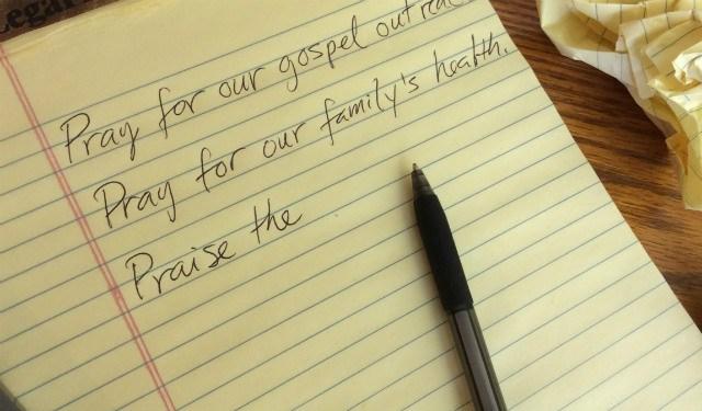 How to Write Praises When Low on Praise